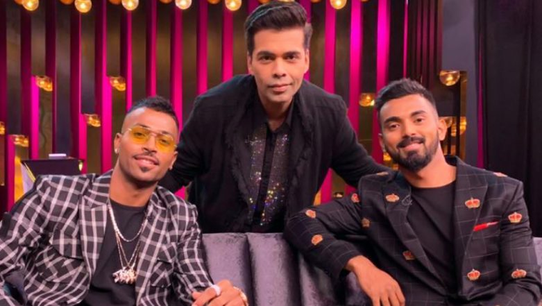 Case Registered Against Hardik Pandya and KL Rahul Post Passing Misogynist Comments on KWK 6