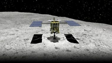 Japanese Spacecraft Hayabusa 2 Lands on Asteroid Ryugu, Shoots a Bullet to Collect Sample Successfully