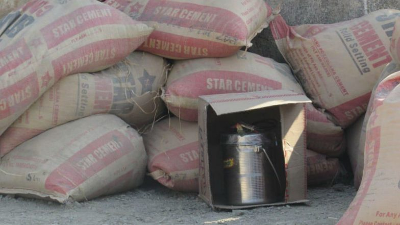 Manipur: IED Bomb Found Outside School in Canchipur