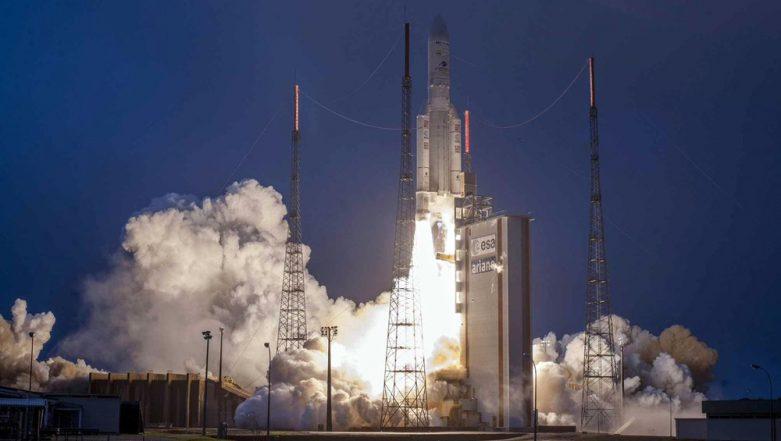 ISRO to Launch PSLV C-45 Carrying EMISAT, 28 International Satellites From Sriharikota on April 1