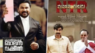From NTR Mahanayakudu to Kodathi Samaksham Balan Vakkeel – List of South Indian Movies Releasing This Week