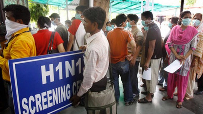 Swine Flu Outbreak in Rajasthan Claims 88 Lives, 2,522 People Tested Positive With H1N1 Virus This Year Till February 5