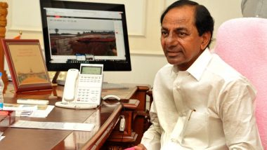 Telangana: Fake Audio Clip of KCR's Office Staff Goes Viral, CMO Files Complaint Seeking Probe