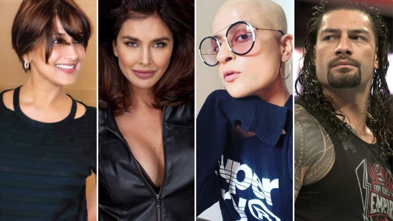 World Cancer Day 2019: From Actress Sonali Bendre to WWE's Roman Reigns, Celebs Who Battled Cancer in The Last Year