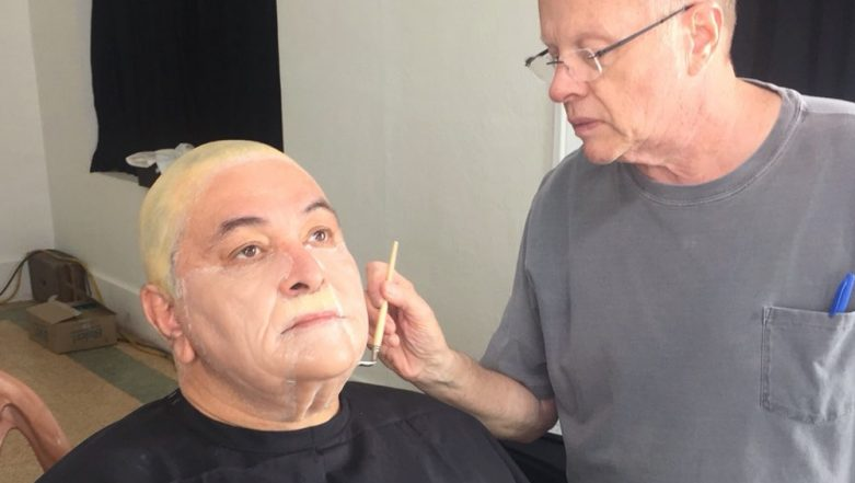 Oscars 2019: Rishi Kapoor Congratulates Kapoor & Sons Makeup Artist Greg Cannom on His Win for Vice – See Pics