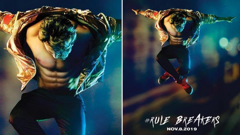 ABCD 3 First Poster Out and Varun Dhawan is The #1 Rule Breaker! - See Pic