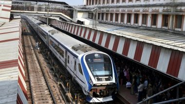 Train 18 First Commercial Run Today: Vande Bharat Express Leaves for Varanasi, Tickets for Next Two Weeks Already Sold Out