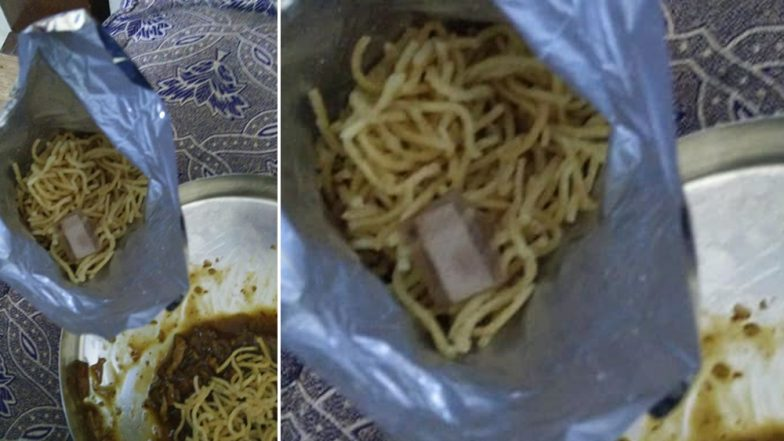 Swiggy Faces Heat as Chennai Man Finds Blood-Stained Bandage in Food Ordered Through App