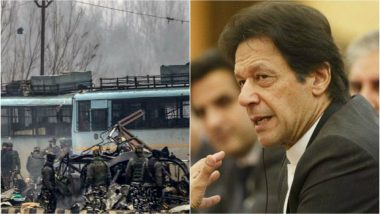 After Imran Khan's Pitch For Talks, IndiaHands OverDossier to PakistanWith Details ofJeM Role in Pulwama Attack