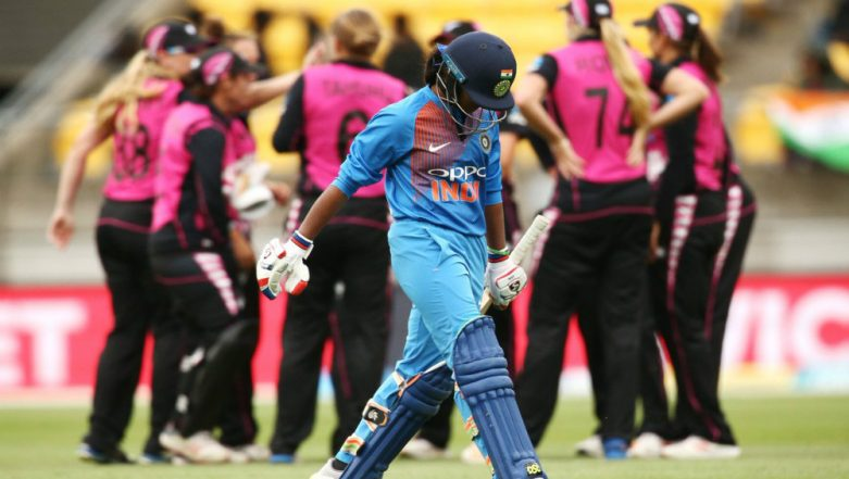 India vs New Zealand Women's T20I Series 2019: Harmanpreet Kaur & Co Lose First Match by 23 Runs