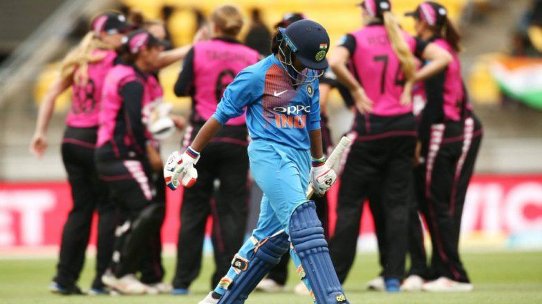 India vs New Zealand 2nd Women's T20I 2019: NZ Women Pocket Series in Last-Ball Thriller