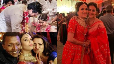 Soundarya Rajinikanth - Vishagam Vanangamudi Wedding Reception: Check Out Inside Pictures From The Star-Studded Affair!