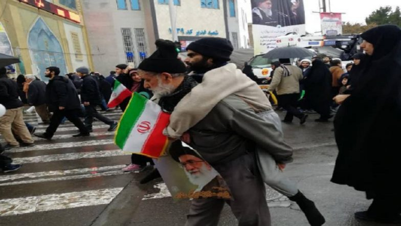 Iran Marks 40th Anniversary of Islamic Revolution, Iranians Chant 'Death to U.S. and Israel'