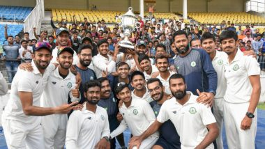 Vidarbha Win Irani Cup 2019, Players Donate Prize Money to Children of Martyrs of Pulwama Terror Attack