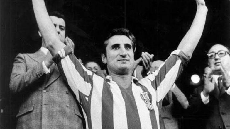 Atletico Madrid's Isacio Calleja Dies at 82