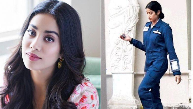 Fitness Freak Janhvi Kapoor to Gain Extra Pounds for Gunjan Saxena Biopic?