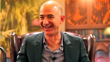 Jeff Bezos and Lauren Sanchez's Lewd Sexting & X-Rated Dick Pics Row: Amazon CEO Accuses National Enquirer Owner David Pecker of 'Extortion and Blackmail'