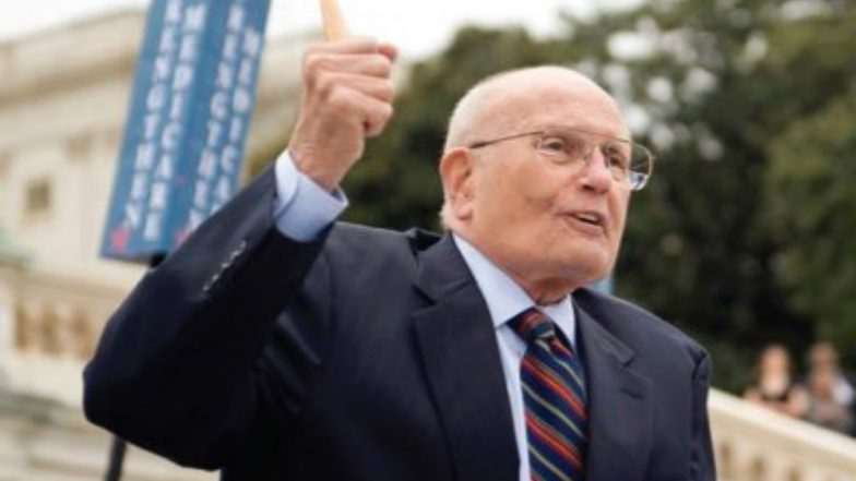 Longest-Serving US Congressman John Dingell Died at 92