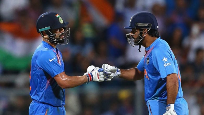 Virat Kohli, MS Dhoni Created These Records During IND vs AUS 2nd T20I in Bengaluru