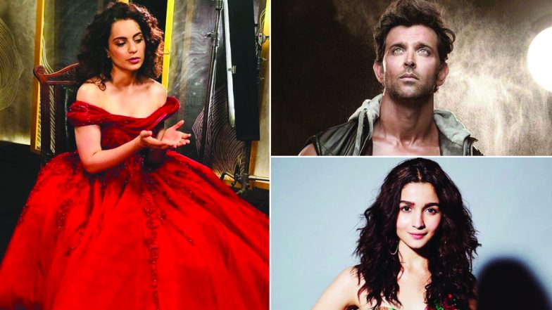 From Hrithik Roshan to Alia Bhatt, Times When Kangana Ranaut Picked Up on Bollywood Celebs
