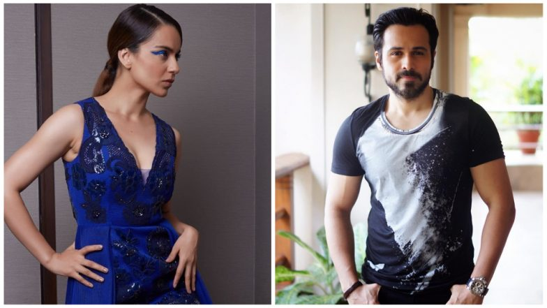 After Kangana Ranaut, Emraan Hashmi Reveals That Bollywood Celebs 'Diss' Each Other Post Attending Trial Shows