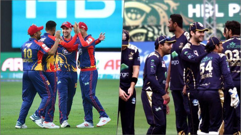 PSL 2019 Live Streaming, KK vs QG: Get Live Cricket Score, Watch Free Telecast of Karachi Kings vs Quetta Gladiators on Geo Super, PTV Sports & Cricketgateway Online