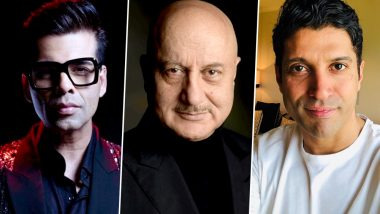 #BringBackAbhinandan: Karan Johar, Anupam Kher, Farhan Akhtar and Other Bollywood Celebs Wish For IAF Pilot's Safe Return (Read Tweets)