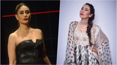 Kareena Kapoor Khan Says Sister Karishma is 'More of a Fashion Icon' Between The Two