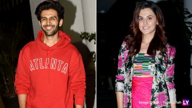 #WelcomeBackAbhinandan: Kartik Aaryan, Taapsee Pannu and Other Bollywood Celebs React to the Happy News of IAF Pilot's Safe Return to India