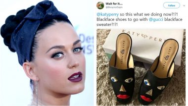 Katy Perry's Fashion Line Under Fire Over 'Blackface' Shoes, Pulled From Online Stores After Backlash