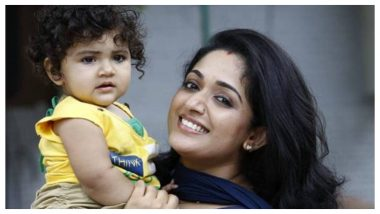 Is This Dileep and Kavya Madhavan's Daughter Mahalakshmi? Here's the Truth Behind This Viral Picture!
