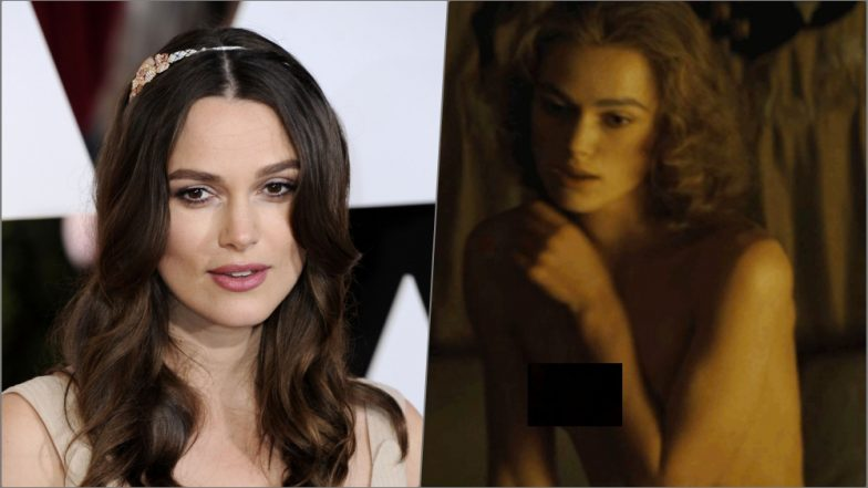 Opinion, Keira knightley nude scene