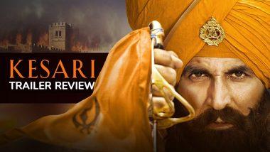 Akshay Kumar Starrer 'Kesari' Piques Interest in Battle of Saragarhi