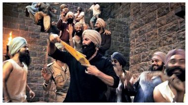Kesari Song Sanu Kehndi: Akshay Kumar's Punjabi-Flavoured Fun Track Is All About Bonhomie and Camaraderie – Watch Video