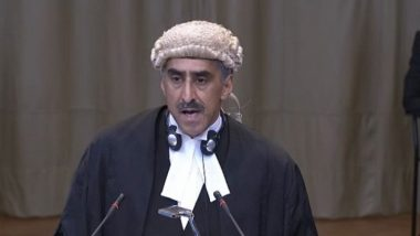 Kulbhushan Jadhav Case at ICJ Live Streaming: India 'Sponsoring Terrorism' in Balochistan, Says Pakistan; Watch Video