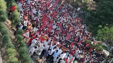 Kisan Long March Suspended After Maharashtra Government Accepts Farmers' Demands