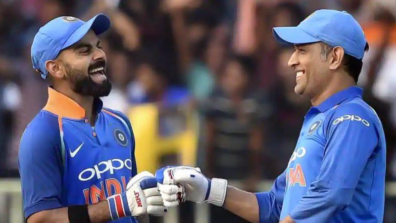 Virat Kohli Will Need MS Dhoni for ICC Cricket World Cup 2019, Says Former Sri Lankan Captain Kumar Sangakkara