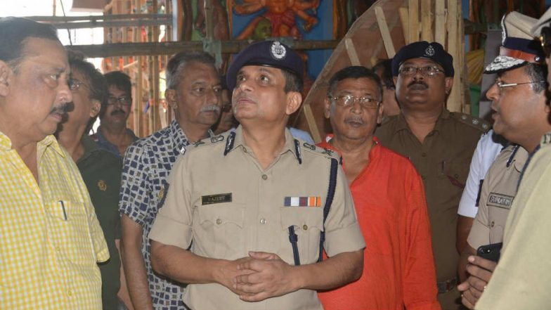 Kolkata Police Commissioner Rajeev Kumar Appears Before CBI in Saradha Chit Fund Scam