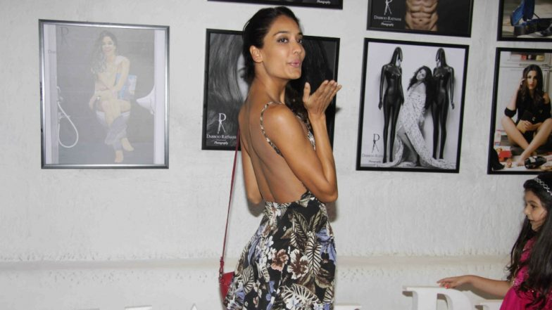 LFW 2019: Lisa Haydon to Turn Showstopper for Shriya Som at Lakme Fashion Week