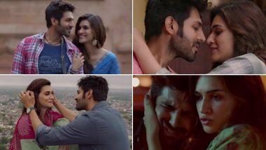 Luka Chuppi Song Duniyaa: Kartik Aaryan and Kriti Sanon's Chemistry In This Love Ballad Is Adorable