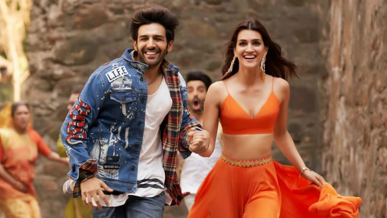 Luka Chuppi Box Office Collection Day 16: Kartik Aaryan and Kriti Sanon's Film Gathers Momentum at the Ticket Windows, Rakes in Rs 79.11 Crore