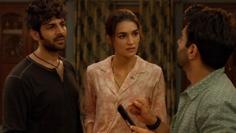 Luka Chuppi Box Office Collection Day 19: Kartik Aaryan and Kriti Sanon Starrer Romantic Comedy Rakes in Rs 85.19 Crore
