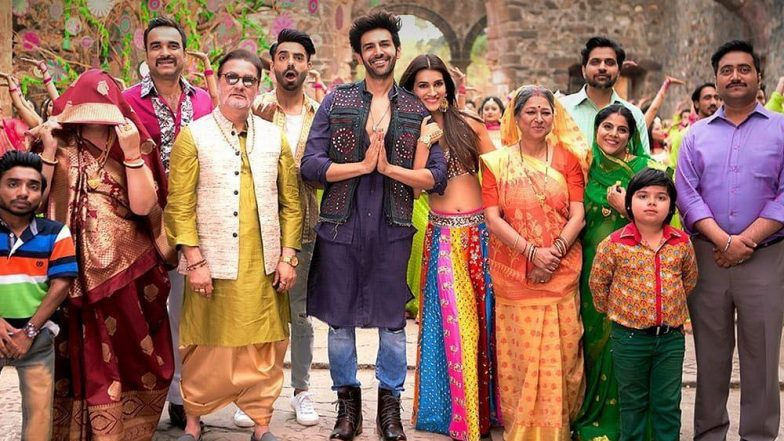 Luka Chuppi Box Office Collection Day 8: Kartik Aaryan and Kriti Sanon's Film Holds up Well Despite Competition from Captain Marvel, Rakes in Rs 56.74 Crore
