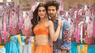 Luka Chuppi Box Office Collection Day 14: Kartik Aaryan and Kriti Sanon's Romantic Comedy is a HIT, Rakes in Rs 75.24 Crore