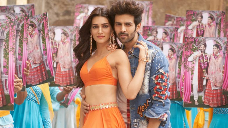 Luka Chuppi Box Office Collection Day 5: Kartik Aaryan and Kriti Sanon's Rom-Com Continues to Fare Well, Rakes in Rs 45.07 Crore