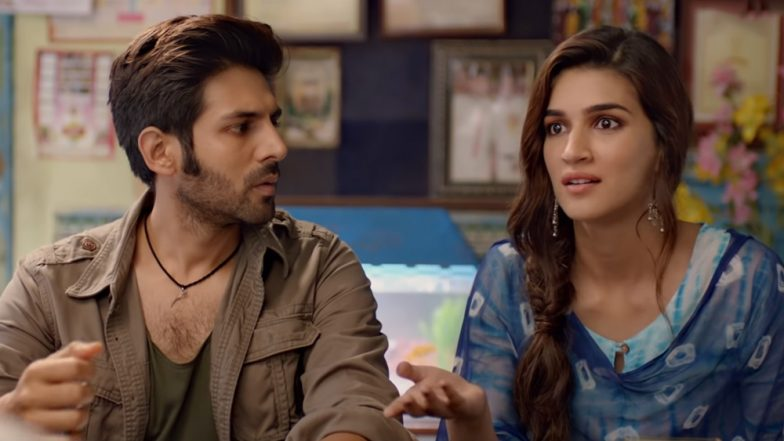 Kriti Sanon Believes she Should be Equally Credited like Kartik Aaryan for the Success of Luka Chuppi