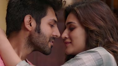 Luka Chuppi Box Office Collection Day 7: Kartik Aaryan and Kriti Sanon's Rom-Com Ends Week 1 on a Good Note, Earns Rs 53.70 Crore