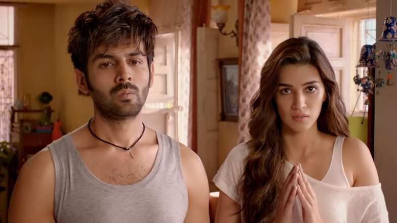 Luka Chuppi Box Office Collection Day 17: Kartik Aaryan and Kriti Sanon's Rom-Com Fares Well Over the Third Weekend, Rakes in Rs 82.51 Crore