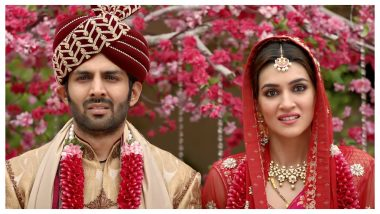 Luka Chuppi Box Office Collection Day 6: Kartik Aaryan and Kriti Sanon Starrer Is Rock Steady at the Ticket Windows, Earns Rs 49.67 Crore
