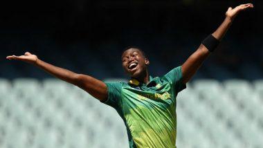South Africa vs Sri Lanka ODI 2019: Lungi Ngidi Back in SA Squad, Hashim Amla Left Out
